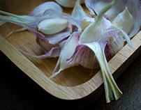 Food ll Garlic shots