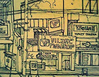 SERIES: Random Sketches