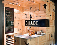 SHADE meat & wine