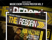 Music Event Flyer / Poster Vol.2