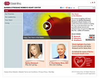 Barbra Streisand: Women for the Heart Center
