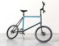 Lock. Bicycle