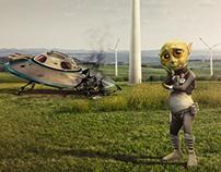 Evonik UFO