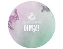 Pochette EP // Oh Dear Vegas!