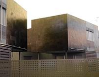 complejo residencial LEDA
