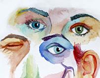 School Watercolors | 2009 - 2011