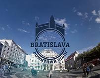 Bratislava - Downtown ridin