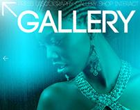 South African musician website, Lira