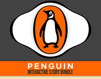 Penguin Interactive Story Bundle for the iPad