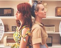 Elsie & Emma Editorial