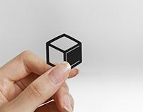 CUBEE_bookmark design