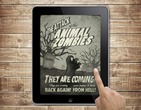 The Attack of the Animal Zombies!