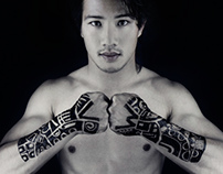 Benjamin Von Wong Henna