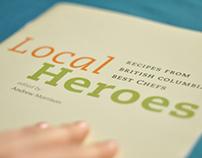 """Local Heroes"" Cookbook"