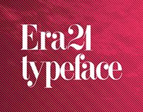 Era21 Typeface