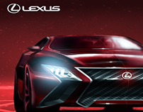 Sketch: Lexus SC
