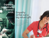 Fortis Hospitals Print Campaign