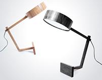 "table lamp ""BOB"""