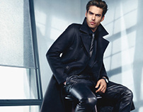 Kenneth Cole F/W 2012 shot by Sharif Hamza
