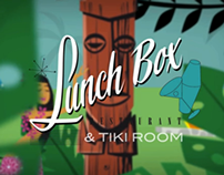 Lunch Box & Tiki Room 2012 ID's