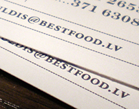 BEST FOOD - identity