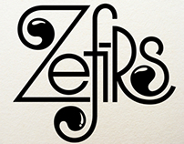 ZEFĪRS - brand identity