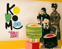 Kodomoo / By Doble Zeroo / Barcelona