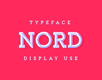 Nord Typeface