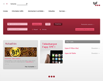 Selected Web Design Projects