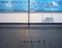 Aquatics centre - Châteaugiron