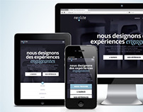 Nealite - responsive design