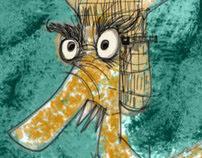 iPad illustrations 3 (Brushes)