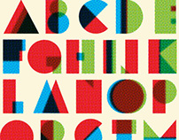 RGB Typeface