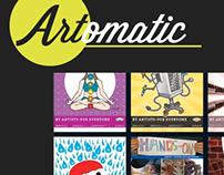 Artomatic Redesign