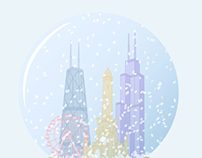 Winter Greetings from Chicago