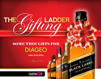 POWERPOINT // Diageo // Art Director // L.Ford