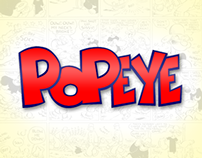 Popeye 3D Campaign