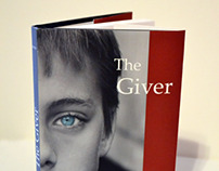 The Giver (Book Cover Re-Design)