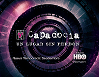 Capadocia HBO Serie