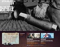 Stanley Website
