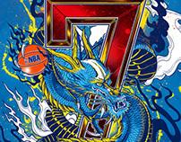 Dragon Lin#7