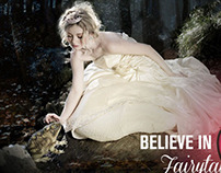 Believe in Fairytales - Black Xs