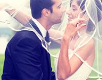 One of my wedding shoots