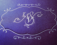 ~ WEDDING INVITATION CARD ~