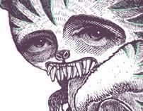 Monsters - Children illustrations