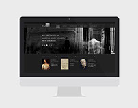 Mondo Mostre / Corporate Website