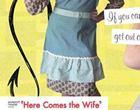 50's Housewife [Poster Design]