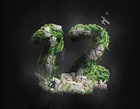 Green 12