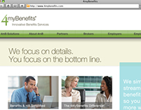 4myBenefits Website