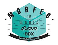 Morfeo. The magic dream box   Brand identity
